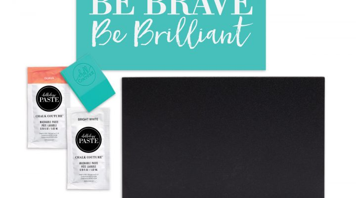 Bold Brave Brilliant- Try Me Kit