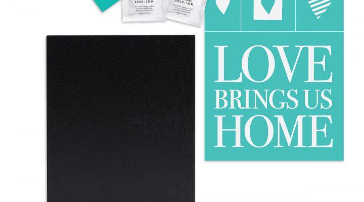 Love Brings Us Home – Try Me Kit