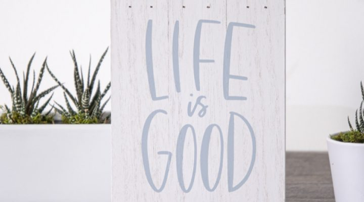 Life is Good – Try Me Kit