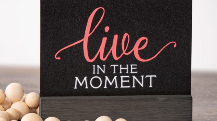 Live in the Moment – Try Me Kit