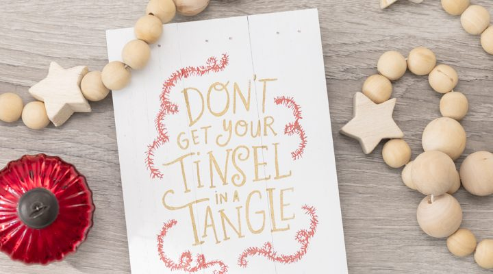 Tinsel in A Tangle Kit